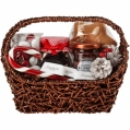 Winter Pantry Basket