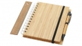 Franklin notebook set WOOD
