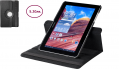 10817600 Galaxy Tab 10.1 Case Black