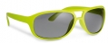 Aviator sunglasses with UV400 protection.