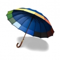 Rainbow classic umbrella